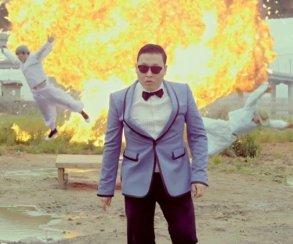 Gangnam Style больше несамый просматриваемый ролик наYouTube