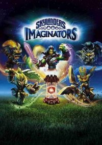 Обложка Skylanders Imaginators