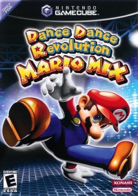 Обложка Dance Dance Revolution: Mario Mix