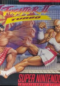 Обложка Street Fighter II Turbo Hyper Fighting