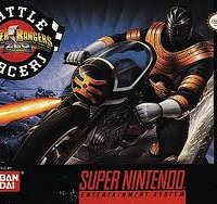 Обложка Power Rangers Zeo - Battle Racers