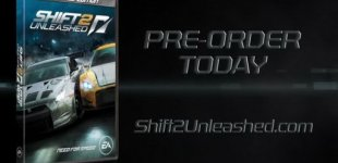 Shift 2 Unleashed. Видео #4
