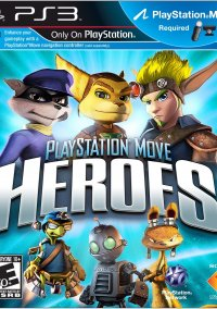 Обложка PlayStation Move Heroes