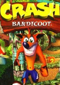 Обложка Crash Bandicoot