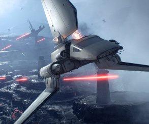 В Star Wars Battlefront будут выделенные серверы