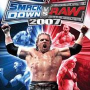 Обложка Smackdown vs RAW 2007
