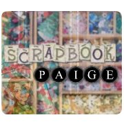 Обложка Scrapbook Paige
