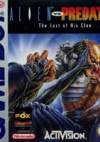 Обложка Alien vs Predator: The Last of His Clan