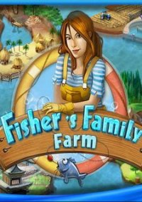 Обложка Fisher's Family Farm