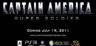 Captain America: Super Soldier. Видео #3