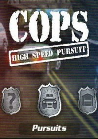 Обложка COPS: High Speed Pursuit