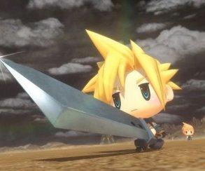 Сюжетный трейлер World of Final Fantasy раскрывает дату выхода игры