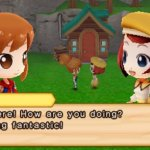 Скриншот Harvest Moon 3D: The Lost Valley – Изображение 2