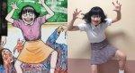Девушка косплеит мангу ужасов Дзюндзи Ито: а где же рыба? - Изображение 5