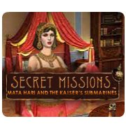Обложка Secret Missions: Mata Hari and the Kaiser's Submarines