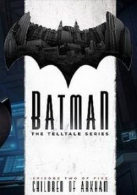 Batman: The Telltale Series - Episode 2: Children of Arkham – фото обложки игры