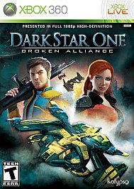 Обложка DarkStar One: Broken Alliance