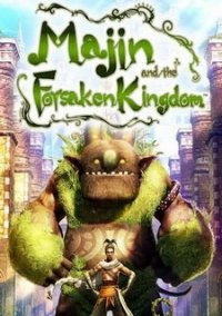 Обложка Majin and the Forsaken Kingdom