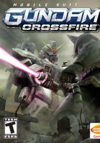 Обложка Mobile Suit Gundam: Crossfire
