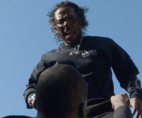 Новый клип Кендрика Ламара: жестокая уличная сага с драками и пожарами