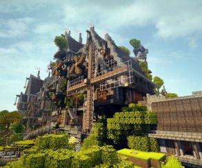 Minecraft может выйти на Wii U