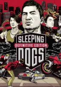 Обложка Sleeping Dogs: Definitive Edition
