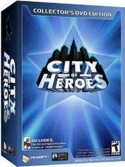 Обложка City of Heroes
