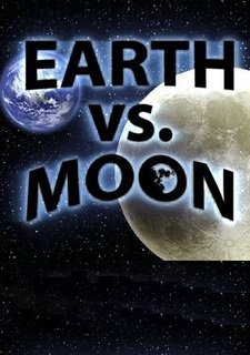 Earth Vs Moon