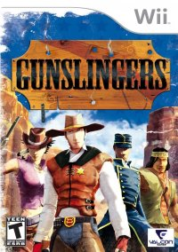 Обложка Gunslingers