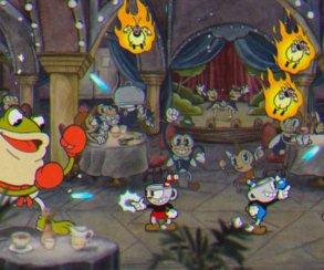 Новое видео Cuphead: играем в мультфильм раннего Диснея