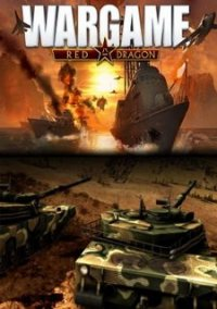 Обложка Wargame: Red Dragon