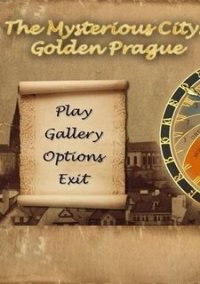 Обложка The Mysterious City: Golden Prague