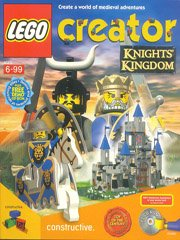 Обложка LEGO Creator: Knight's Kingdom