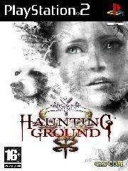 Обложка Haunting Ground