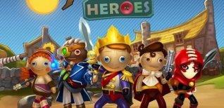 Fable Heroes. Видео #1