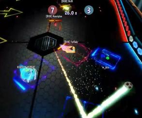 Новая игра авторов Tiny Brains отдаленно напоминает футбол