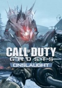 Обложка Call of Duty: Ghosts - Onslaught