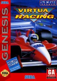 Обложка Virtua Racing