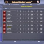 Скриншот NHL Eastside Hockey Manager 2005 – Изображение 2