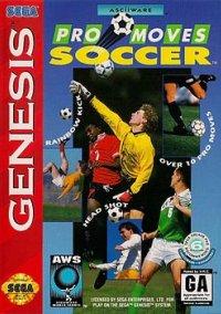 Обложка Pro Moves Soccer