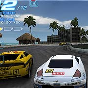 Обложка RIDGE RACER ACCELERATED