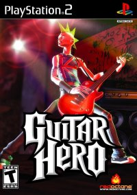 Обложка Guitar Hero