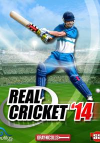 Обложка Real Cricket 14
