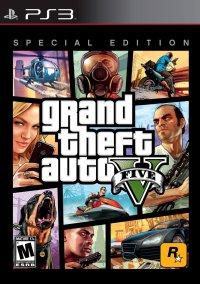 Обложка Grand Theft Auto V (Special Edition)