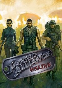 Обложка Jagged Alliance Online