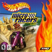 Обложка Hot Wheels Micro Racers
