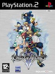 Обложка Kingdom Hearts II