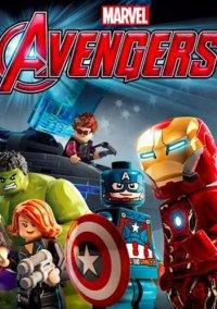Обложка LEGO Marvel's Avengers