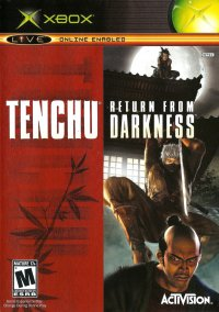 Обложка Tenchu: Return From Darkness