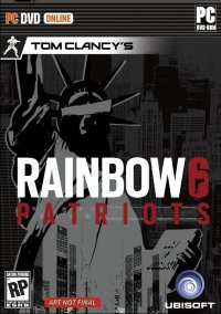 Обложка Tom Clancy's Rainbow 6: Patriots